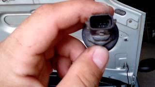 видео Рено симбол датчик скорости как снять