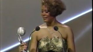 Dionne Warwick: Entertainer of The Year Speech ( NAACP 1988)