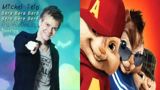 michel telo bara bere (chipmunks version)
