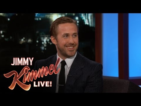 Ryan Gosling on Working with Harrison Ford in Budapest