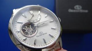 шикарная классика, часы Orient Star DA02002W