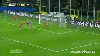 Албания - Украина 1-2 Гол Ярмоленко