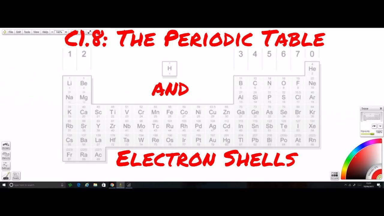 4 aqa gcse 9 1 chemistry electronic structure how to draw 4 aqa gcse 9 1 chemistry electronic structure how to draw electron structure of elements c18 urtaz Choice Image