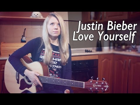 Как играть Justin Bieber – Love Yourself (feat. Ed Sheeran) | Разбор COrus Guitar Guide #7