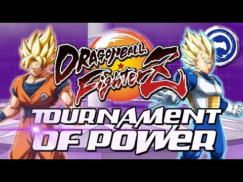 TFS Dragon Ball FighterZ Tournament of Power! - TFS Plays