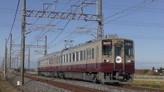 【東武鉄道】6050系6162F6000系リバイバルカラーを使用した「東武日光線90周年記念号」
