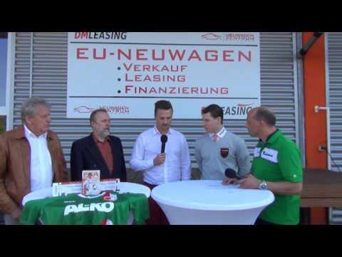 Vorinterview TSV Neusäß bei der Fa. DM Leasing
