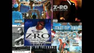 Z-ro Tell me what you see (screwed and chopped)