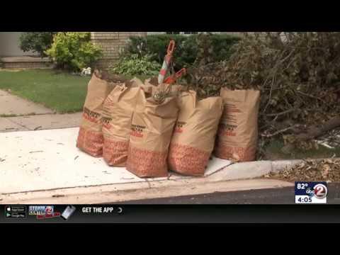 Appleton storm cleanup live hit and pkg