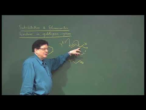Substitution and Elimination in Cyclohexane Systems