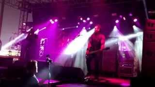 Dying Slowly - Saint Asonia  Live Rock Allegiance Chester, PA 10/10/2015 Philadelphia PPL Park