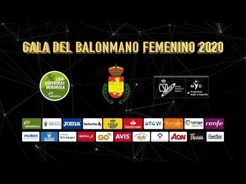 Gala Del Balonmano Femenino 2020
