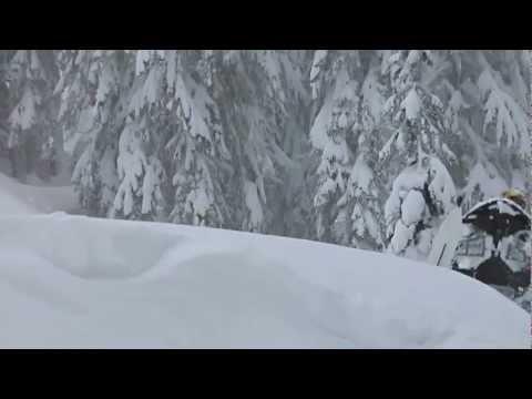 CHRIS BROWN WINTER 2010/11 SNOWMOBILE SEGMENT