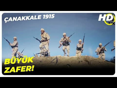 Türk Askeri Seddülbahirde İngilizleri Hüsrana Uğratıyor- Çanakkale 1915