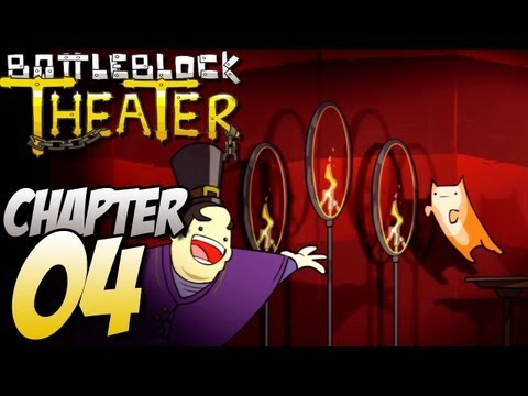 how to play local co op battleblock theater