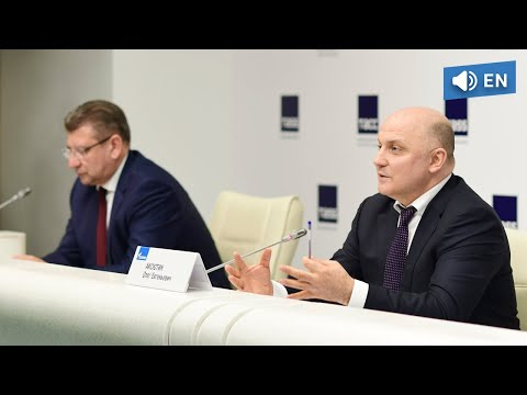 Strategic development. Investment projects in Russia