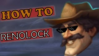 HOW TO RENOLOCK