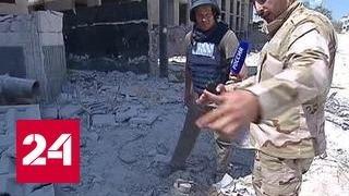 """Боевики """"Джебхат ан-Нусры"""" и ИГИЛ продолжают наступление на Алеппо"""