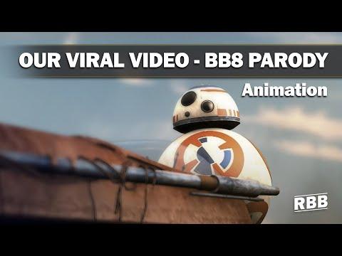 Star Wars Episode VII Trailer (BB8 Parody)