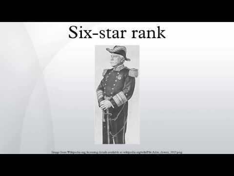 Six-star rank