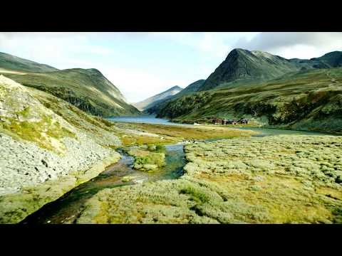 Rondvassbu i vakre Rondane