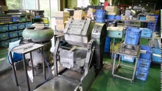 回転式バレル研磨機