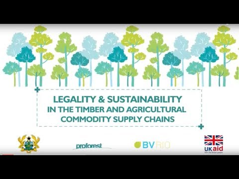 Ghana Conference: Legality in Timber Supply Chains