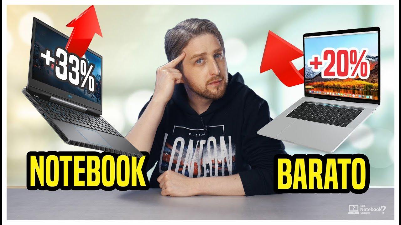 Como comprar Notebook Barato durante a crise? Dicas para encontrar o melhor custo benefício em 2020