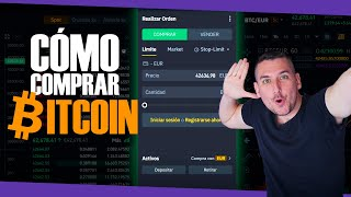 Como comprar Bitcoin paso a paso (para novatos) 2021