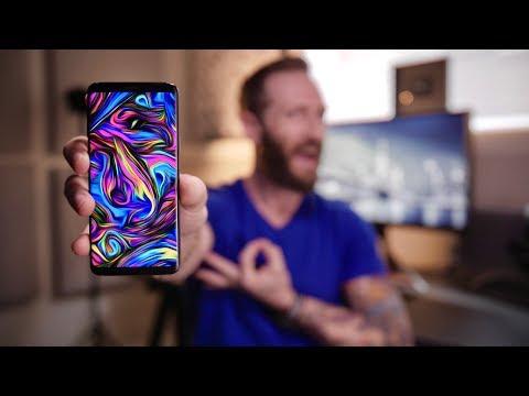 How I Set Up My Samsung Galaxy S9!