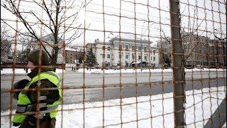 LIVE | Ситуація біля посольства Росії у Києві