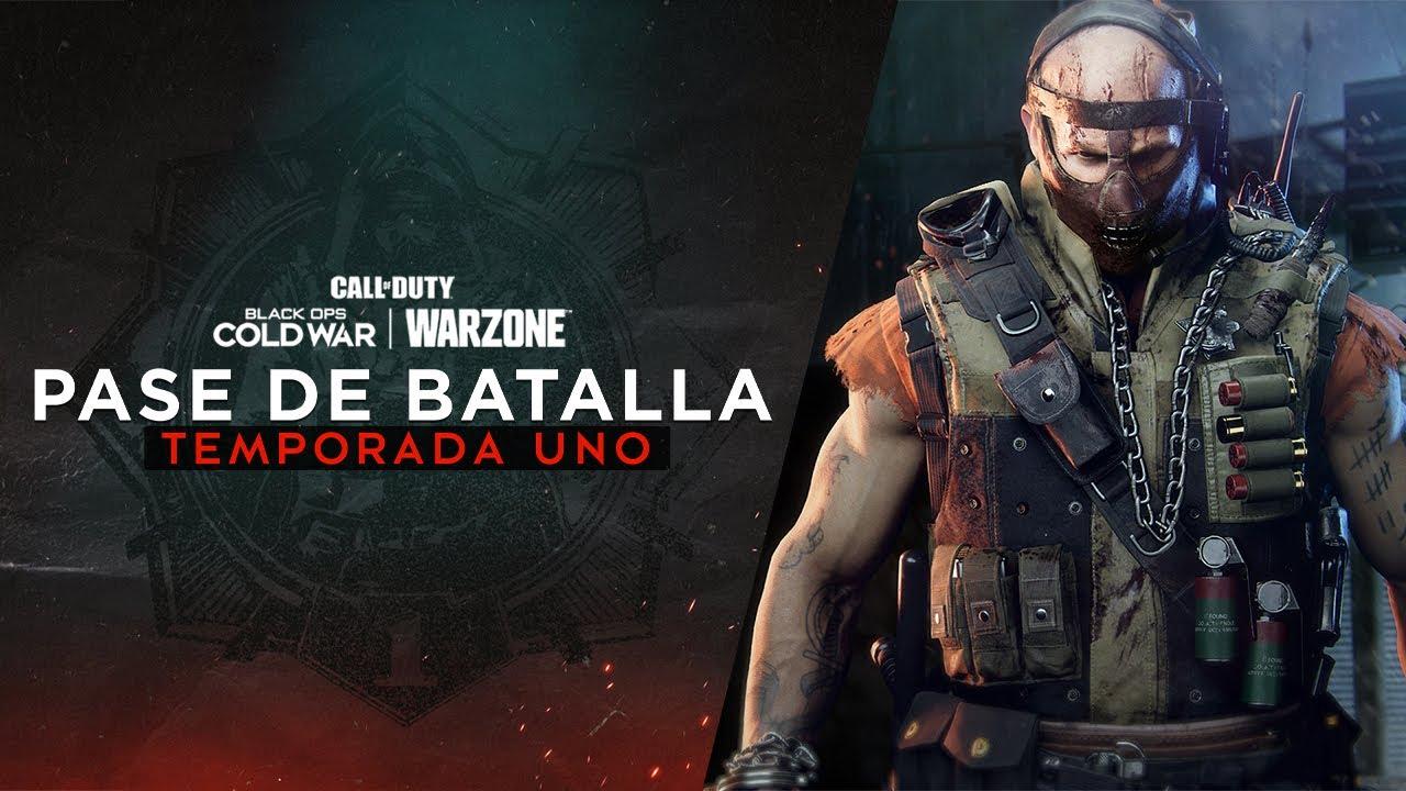 Call of Duty®: Black Ops Cold War y Warzone™ - Tráiler Pase de Batalla Temporada Uno