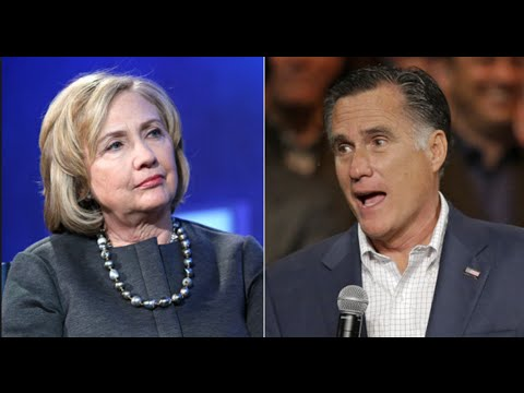 Did Hillary Clinton Go Full Mitt Romney?
