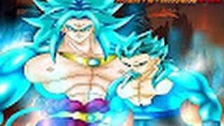 GOKU VS LOS 7 GUERRERO SUPREMO - CAP 14 [Dragon Ball Serie]