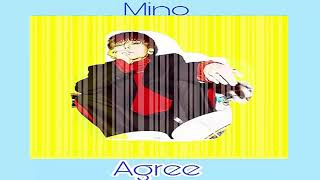 [ Indo sub lyrics ] Mino - Agree