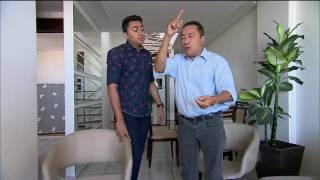 Achamos no Brasil: repórter Samuca faz surpresa no dia dos pais em João Pessoa