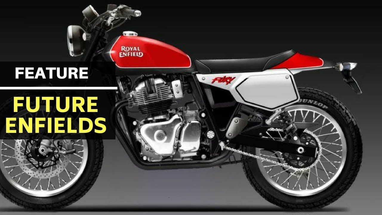 Upcoming Royal Enfield Motorcycles In India Youtube