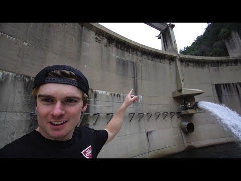 Terrifying Dam Double Flip  FLOW STATE Movie Premiere