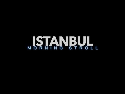 Istanbul Sunday Morning Stroll - Galata Tower - Galata Bridge