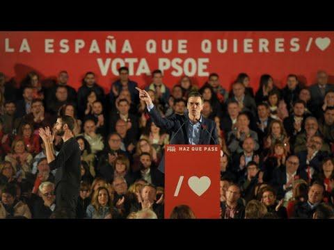إسبانيا: انتخابات تشريعية وسط توقعات بفوز رئيس الوزراء الاشتراكي