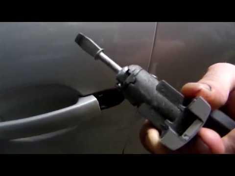 Demontaż Wkładki Zamka Seat Toledo 2 Leon Mk1 Door Lock