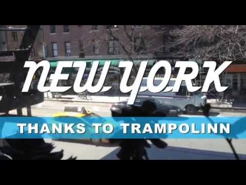 Home Swap in New York with Trampolinn