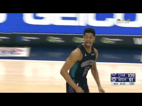 4th Quarter, One Box Video: Washington Wizards vs. Charlotte Hornets