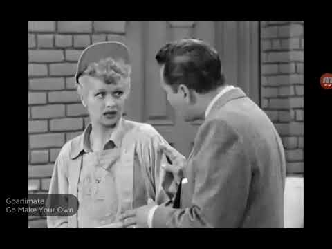 I Love Lucy Season 2 Episode 8 End Credits Reuploaded