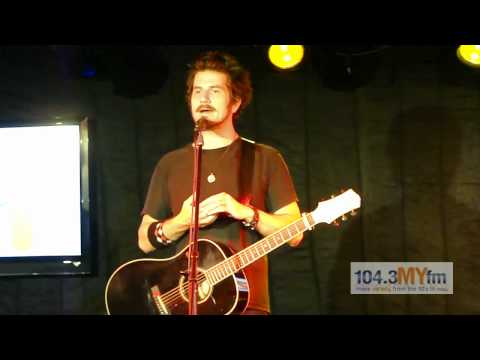 Matt Nathanson Interview Live at MYfm