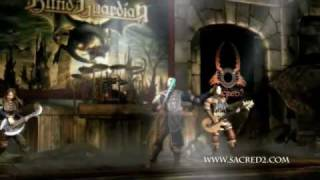 Blind Guardian - Sacred 2 OST Video clip