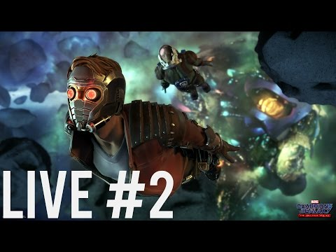 [Rediff] Gardiens de la Galaxie [The Telltale Series] #2