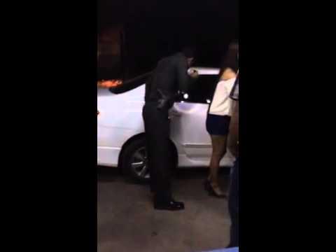 คลิปตำรวจข่มขู่ประชาชนยัดข้อหาเพราะปัญหาส่วนตัว