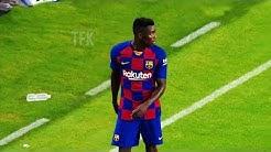 Moussa Wague vs Napoli (7/8/19) HD