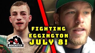 Brandon Cook on Sam Eggington, Kell Brook and More! | Exclusive Interview